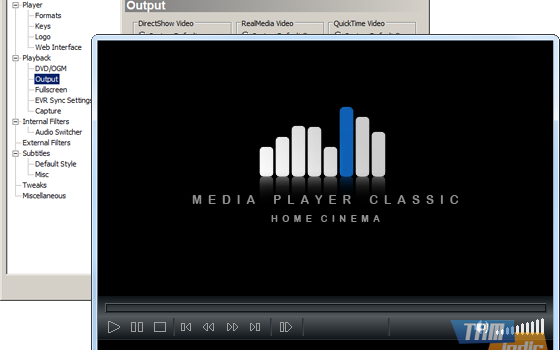 Media Player Classic Home Cinema Ekran Görüntüleri - 1