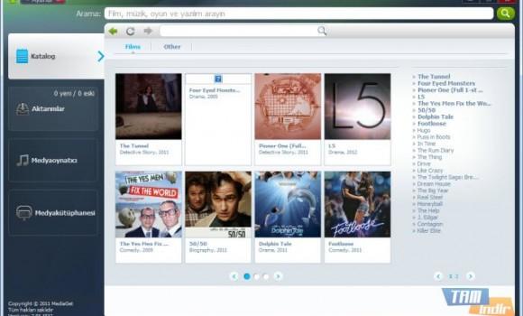 MediaGet Ekran Görüntüleri - 2