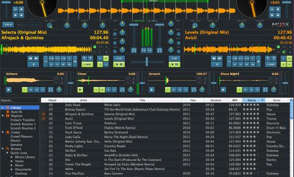 Mixxx Ekran Görüntüleri - 2