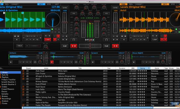 Mixxx Ekran Görüntüleri - 1
