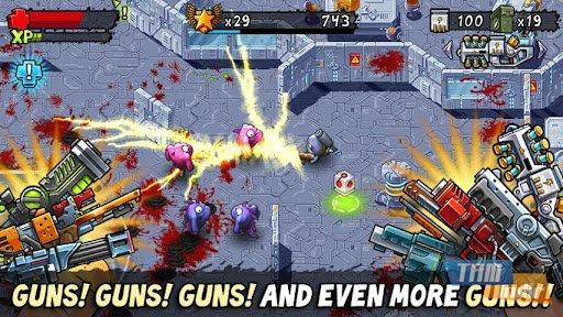 Monster Shooter Ekran Görüntüleri - 2