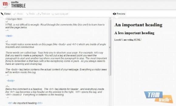 Mozilla Thimble App Ekran Görüntüleri - 1