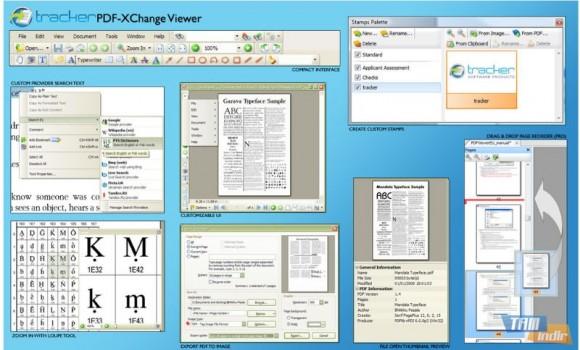 PDF-XChange Viewer Ekran Görüntüleri - 1