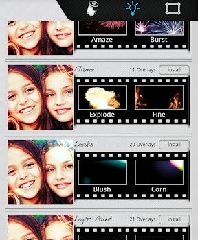 Pixlr-o-matic Ekran Görüntüleri - 2