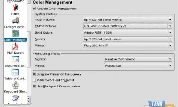 Scribus Ekran Görüntüleri - 3