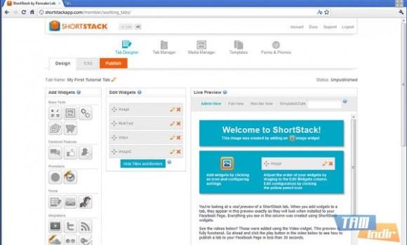 ShortStack Ekran Görüntüleri - 2