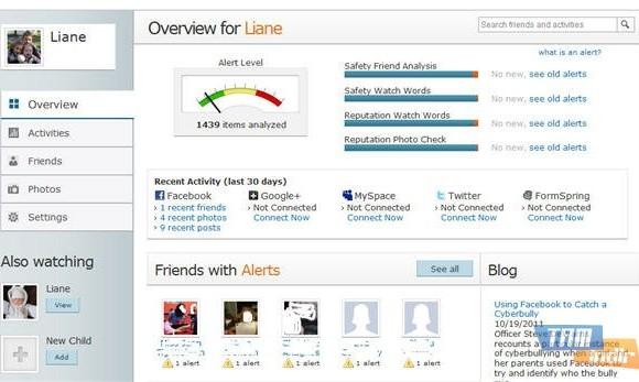 SocialShield Ekran Görüntüleri - 1