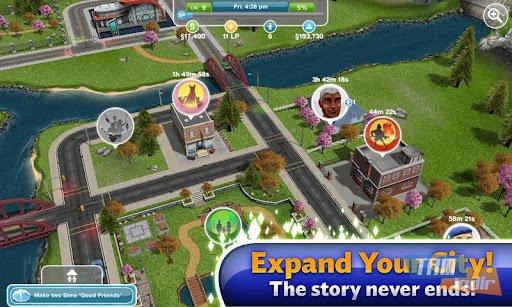 The Sims FreePlay Ekran Görüntüleri - 4