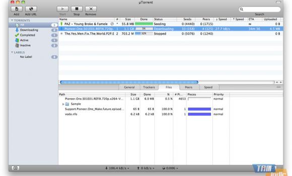 uTorrent Ekran Görüntüleri - 3