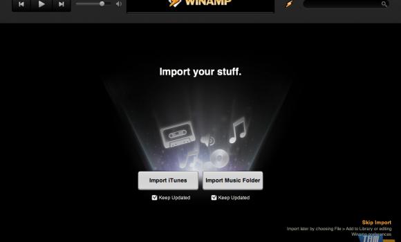Winamp Ekran Görüntüleri - 2