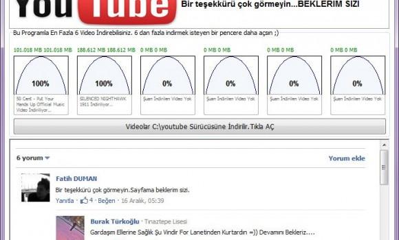 YouTube Video İndirici Ekran Görüntüleri - 1