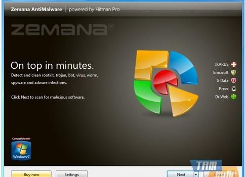 Zemana AntiMalware Ekran Görüntüleri - 2