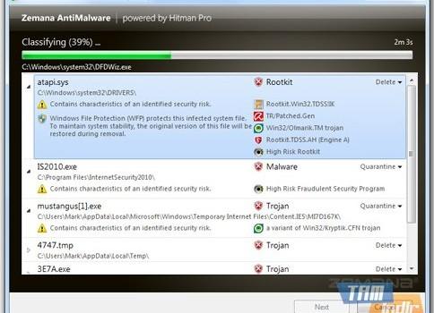 Zemana AntiMalware Ekran Görüntüleri - 1