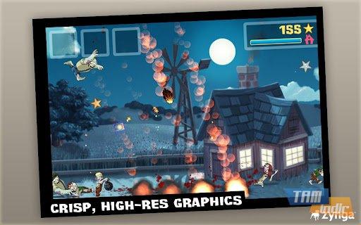 ZombieSmash Ekran Görüntüleri - 2