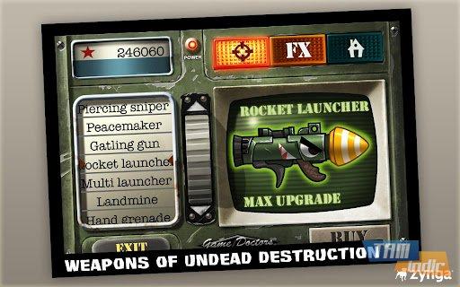 ZombieSmash Ekran Görüntüleri - 3