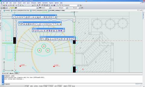 ZWCAD Standart Ekran Görüntüleri - 2