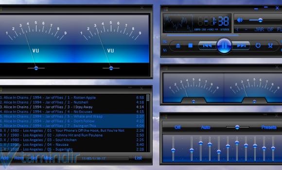 20 Adet Winamp Teması Ekran Görüntüleri - 1