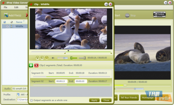 4Free Video Converter Ekran Görüntüleri - 2