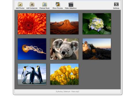 4K Slideshow Maker Ekran Görüntüleri - 2
