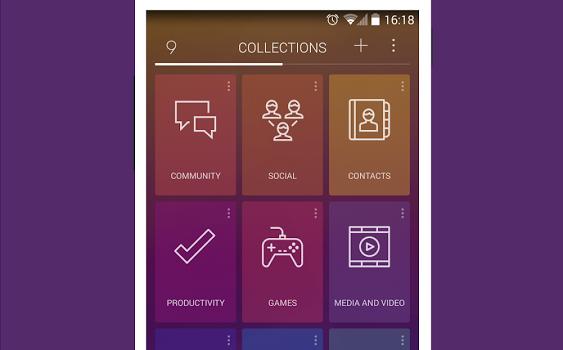 9 Cards Home Launcher Ekran Görüntüleri - 3