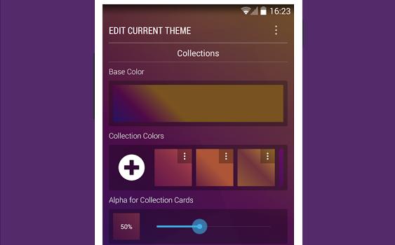9 Cards Home Launcher Ekran Görüntüleri - 2