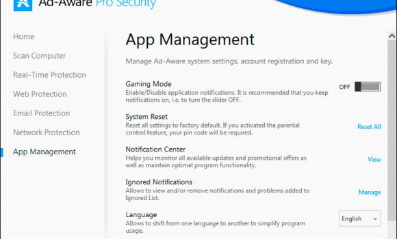 Ad-Aware Pro Security Ekran Görüntüleri - 5