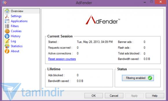 AdFender Ekran Görüntüleri - 2