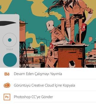 Adobe Illustrator Draw Ekran Görüntüleri - 5