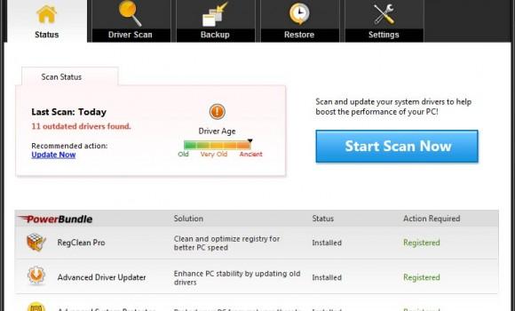 Advanced Driver Updater Ekran Görüntüleri - 5
