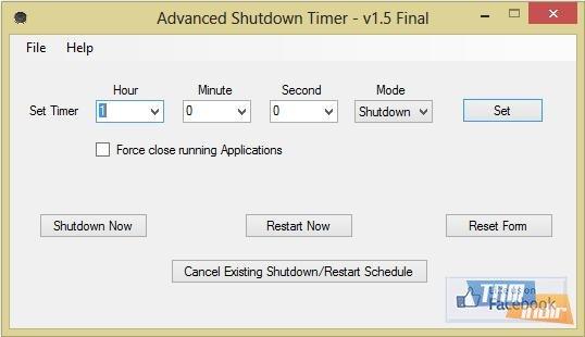 Advanced Shutdown Timer Ekran Görüntüleri - 2