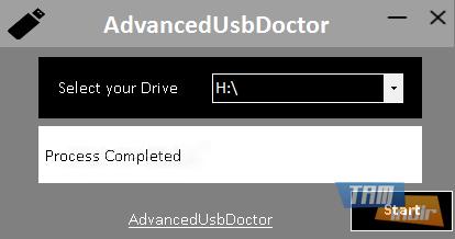AdvancedUsbDoctor Ekran Görüntüleri - 1