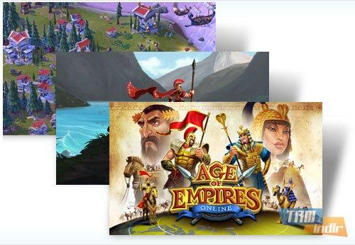 Age of Empires Online Windows 7 Teması Ekran Görüntüleri - 1