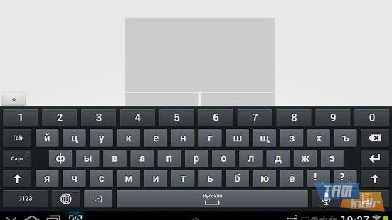 Air Keyboard Ekran Görüntüleri - 1