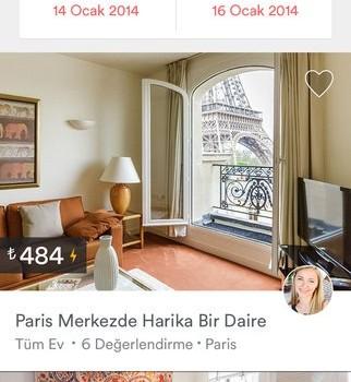Airbnb Ekran Görüntüleri - 1