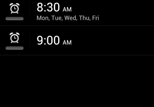 Alarm Clock Plus Ekran Görüntüleri - 3