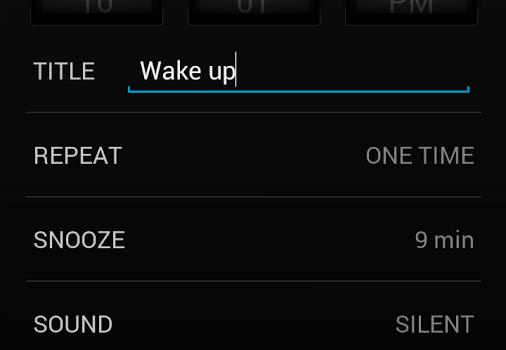 Alarm Clock Ekran Görüntüleri - 1