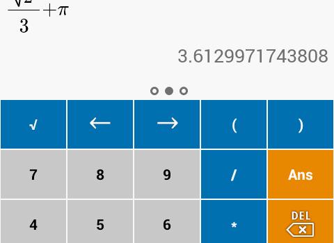 Algeo Calculator Ekran Görüntüleri - 5