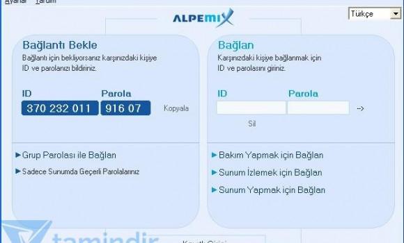 Alpemix Ekran Görüntüleri - 4