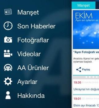 Anadolu Ajansı Ekran Görüntüleri - 5