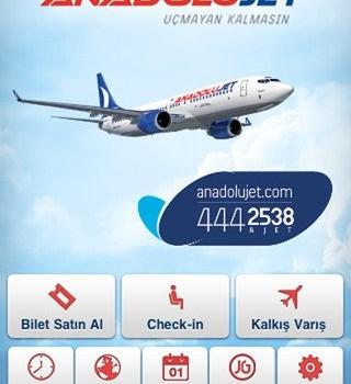 Anadolu Jet Ekran Görüntüleri - 3