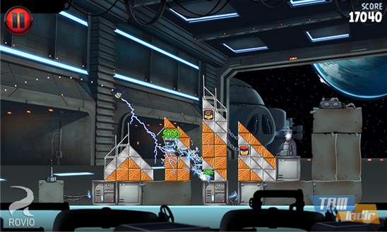Angry Birds Star Wars 2 Ekran Görüntüleri - 2