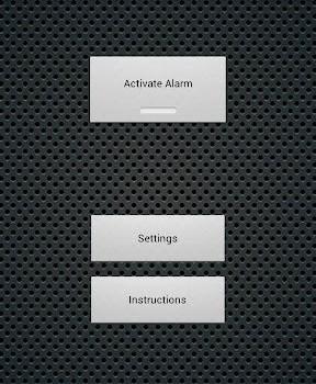 Anti-Theft Alarm Ekran Görüntüleri - 2