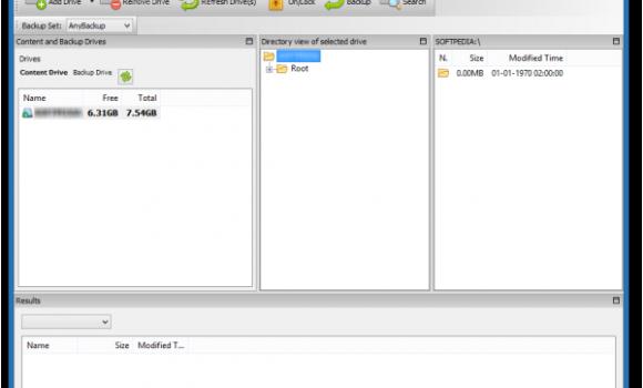 AnyBackup Ekran Görüntüleri - 2