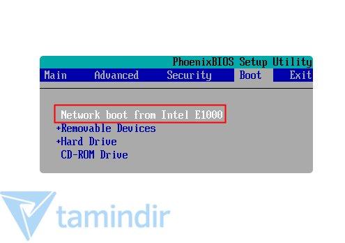 AOMEI PXE Boot Ekran Görüntüleri - 4