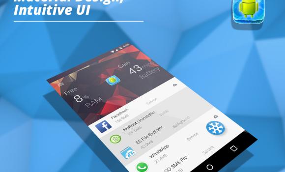 App Freezer Ekran Görüntüleri - 2