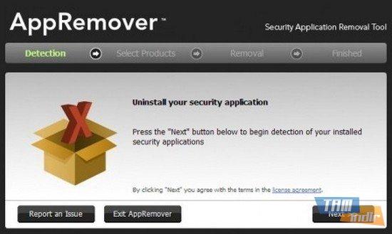 AppRemover Ekran Görüntüleri - 1