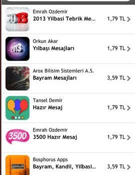 AppTurka Ekran Görüntüleri - 1