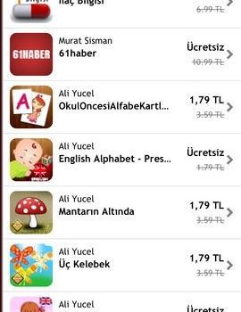 AppTurka Ekran Görüntüleri - 2