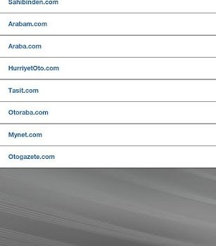 Araba2.com Ekran Görüntüleri - 1