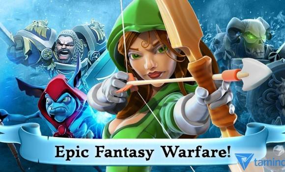 Arcane Battlegrounds Ekran Görüntüleri - 1